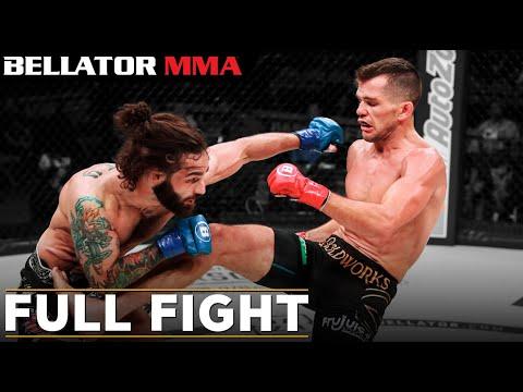 Full Fight | Adam Piccolotti vs. Jake Smith | Bellator 226