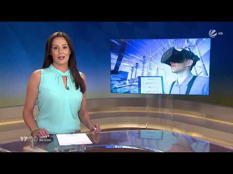 Sat.1 Bayern: Bayernwerk-Azubis lernen ab sofort in virtueller Welt