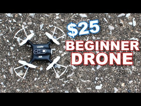 Solid $25 Beginner Drone - Syma X21 - TheRcSaylors - UCYWhRC3xtD_acDIZdr53huA