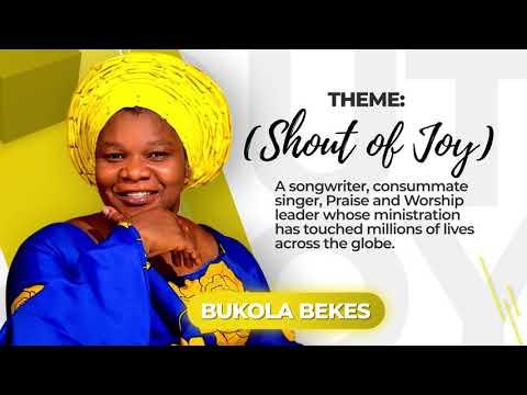 Finishing Strong Worship Concert with Bukola Bekes