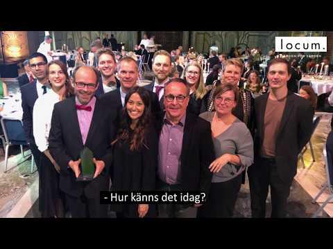 Årets miljöbyggnad 2018, Locum AB