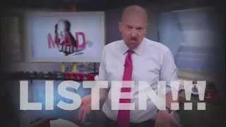 Cramer Remix: When companies show you who they are, believe them
