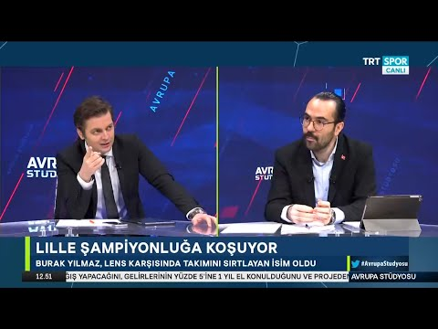 Erbatur Ergenekon ve Serkan Akkoyun ile Avrupa Stüdyosu – Burak Yılmaz, Thomas Tuchel, Mourinho