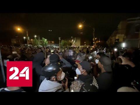В Филадельфии разгораются новые акции протеста