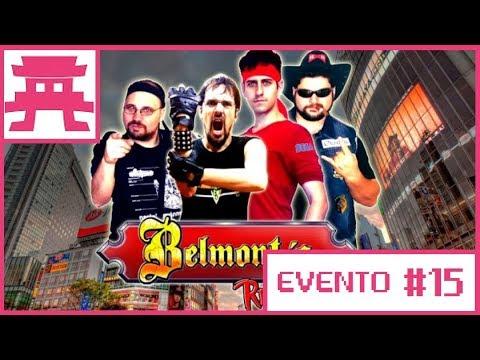 [EVENTO] Belmont's Revenge - Tetris Theme