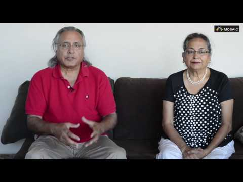 Ujjal & Raminder Dosanjh discuss MOSAIC