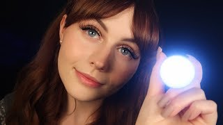 [ASMR] Light Triggers and Soft-Spoken Ramble