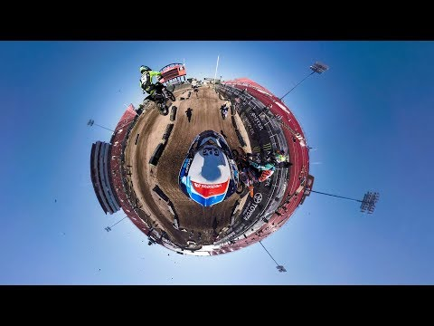 GoPro Fusion: 2017 Monster Energy Cup with Jordon Smith in VR