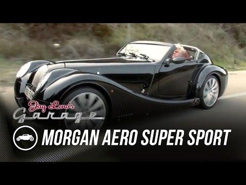 Morgan Aero Super Sport - Jay Leno's Garage - UCQMELFlXQL38KPm8kM-4Adg