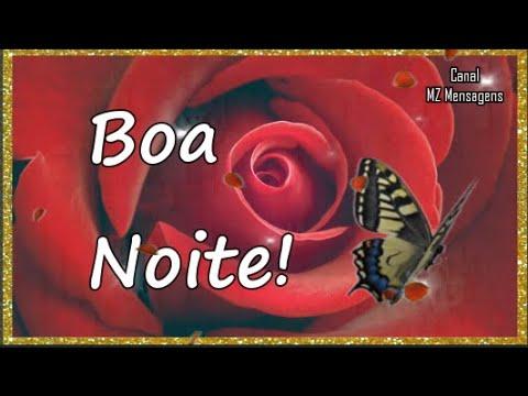 Boa Noite / Linda Mensagem / Entregue teu Amanhã para Deus
