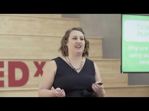 How to Become a Plant Lover | Jourdan Cole | TEDxScranton photo