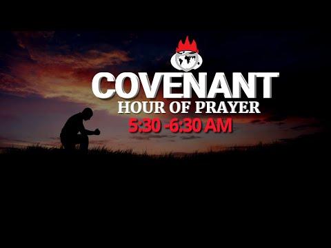 DOMI STREAM: COVENANT HOUR OF PRAYER  19, APRIL 2021.