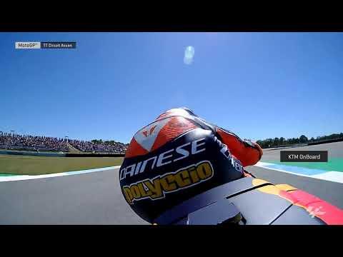 Dutch GP: KTM OnBoard