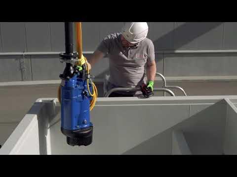Units for Construction Water by Züblin Umwelttechnik: Sedimentation tank