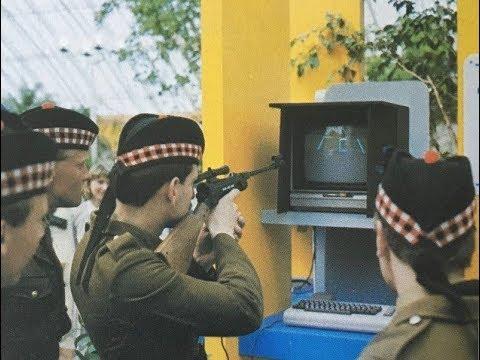Directitos de mierda - El asombroso viaje histórico commodoriano 1984, parte 8