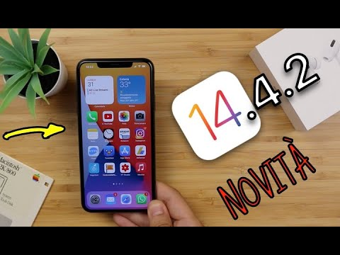 iOS 14.4.2 FUORI ORA   NOVITÀ + CONSIGL …