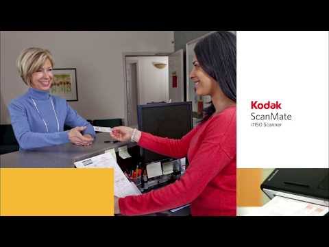 Kodak ScanMate i1150 Scanner | Overview Preview