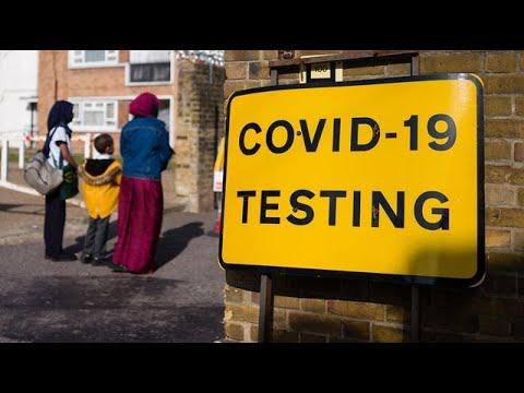 UK PM Tightens Rules to Control Covid-19 Spread