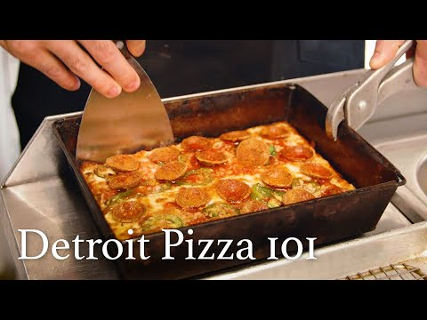 How to Make Easy Detroit-Style Pizza at Home