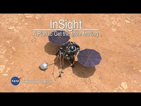 Plan to Make Mars InSight's 'Mole' Dig Deeper - UCVTomc35agH1SM6kCKzwW_g