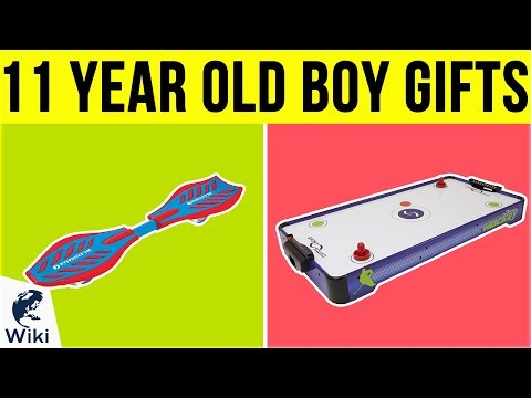 10 Best 11 Year Old Boy Gifts 2019 - UCXAHpX2xDhmjqtA-ANgsGmw