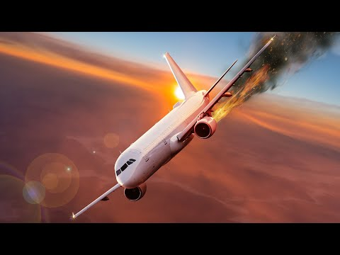 Our Plane Was About to Crash! Then This Happens...