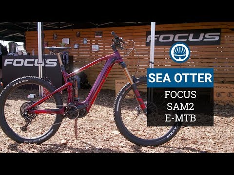 Focus Sam2 - Geometry Comes First With Enduro e-MTB