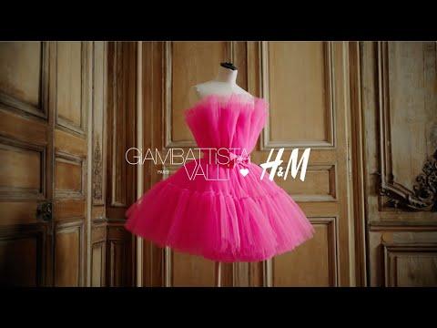 hm.com & H&M Voucher Code video: Giambattista Valli x H&M - Designer Collaboration 2019 #Project🖤