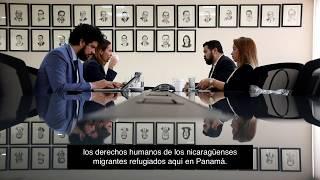 Visita de MESENI a Panamá