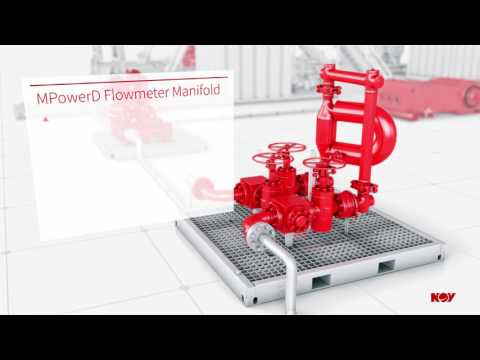 MPowerD Advanced Managed Pressure Drilling System with Integrated Control System