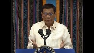 Gifts for cops: PNP defers to Duterte's 'better wisdom'
