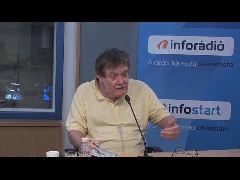 InfoRádió - Aréna - Vinkó Józse - 2021.07.01.