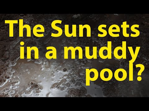 The Sun Sets in a Muddy Pool? Scientific Miracles of the Quran Ep. 6