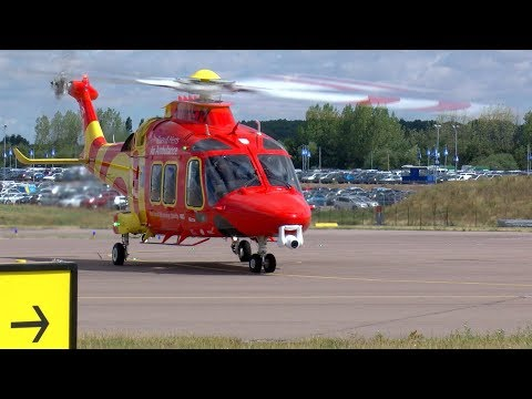 London Luton Airport says thanks to Air Ambulance