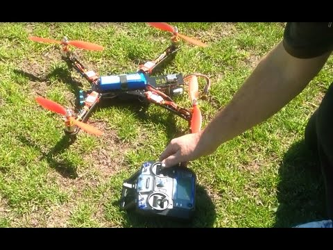 Reptile 500 Quadcopter re build with KK2.1 HC 2836 1000kV Motors and Turnigy Plush ESCs - UCIJy-7eGNUaUZkByZF9w0ww