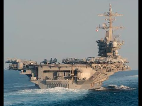 Special Report: 20 Iranian Ships (Harassed) USS Abraham Lincoln In Strait Of Hormuz