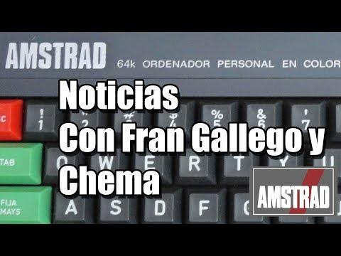 Amstrad CPC: Noticias