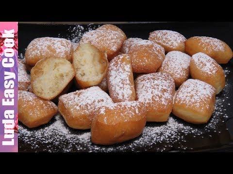 БЕЗУМНО ВКУСНЫЕ ПОНЧИКИ МЯГКИЕ, ВОЗДУШНЫЕ ОБАЛДЕННЫЕ БАУРСАКИ | Еxcellent doughnuts