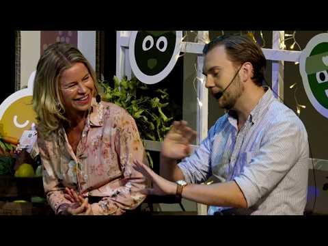 Vego i köket - Gustav Johansson och Sara Begner