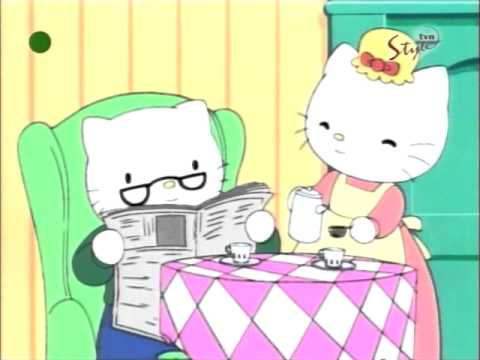 Hello Kitty - odcinek 03 B bajki - Ptasi szpital PL