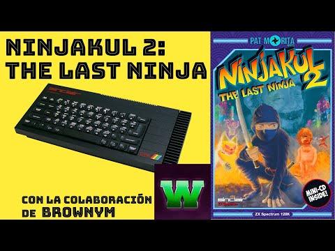 BITeLog 00F5: Ninjakul 2 (ZX SPECTRUM) LONGPLAY