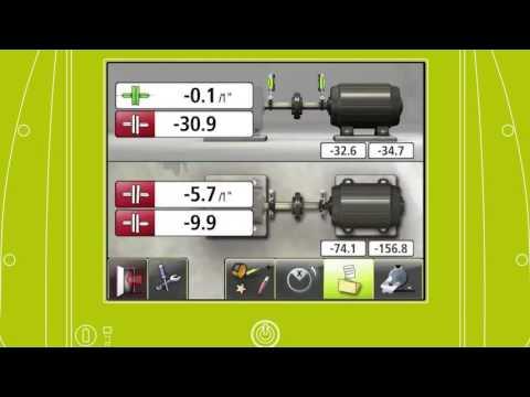 Fixturlaser NXA Touch Tip   Express Mode Alignment