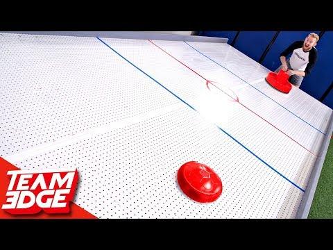 GIANT Air Hockey!! - UCaRH3rDr3K3CEfhVqu5mgUQ