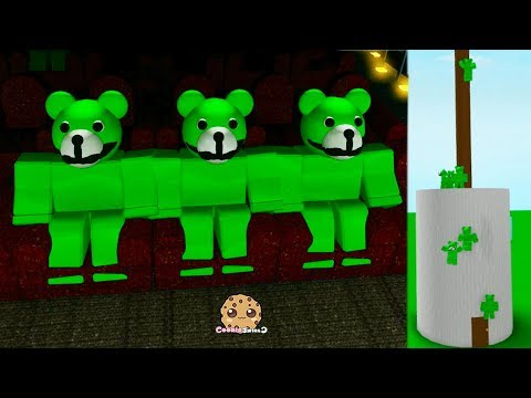 I'm A Gummy Bear ! Random Roblox Games Let's Play Video with Cookie Swirl C - UCelMeixAOTs2OQAAi9wU8-g