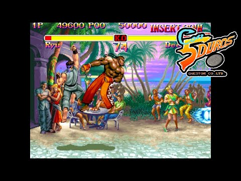 "[BIS] SUPER STREET FIGHTER 2: THE NEW CHALLENGERS (RYU) - ""CON 5 DUROS"" Episodio 120 (1cc) (CTR)"