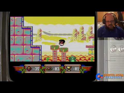 Sam's Journey (2017) | C64 | Longplay Parte 3 | Gameplay&Comentarios: Juanjo