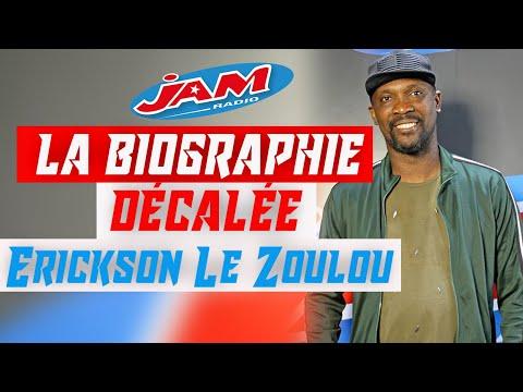 L'HOMMAGE DE LA TRIBU JAM A ERICKSON LE ZOULOU