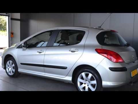 Peugeot 308 1.6 VTI XS Airco ECC Navigatie Panodak Licht metaa