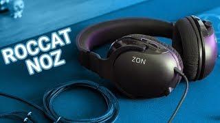 Vidéo-Test : Roccat Noz | TEST | Un casque gamer simple, efficace et pas cher !
