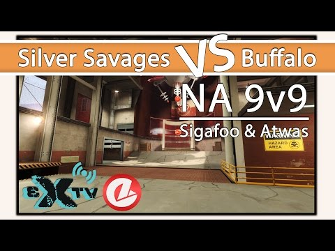 eXtv/EVLTV Live: UGC Plat S16 Week 7 - Silver Savages vs Buffalo